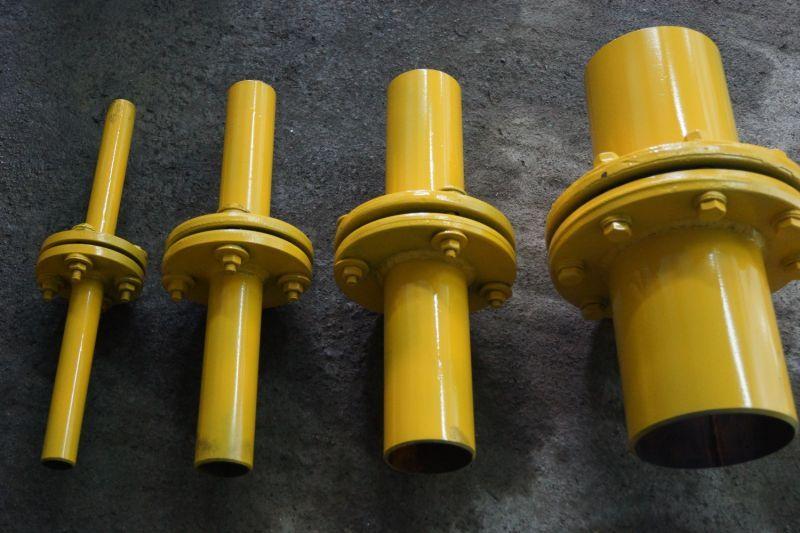 изолированные трубные соединения